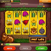 Скриншот из игры Ретро Слоты