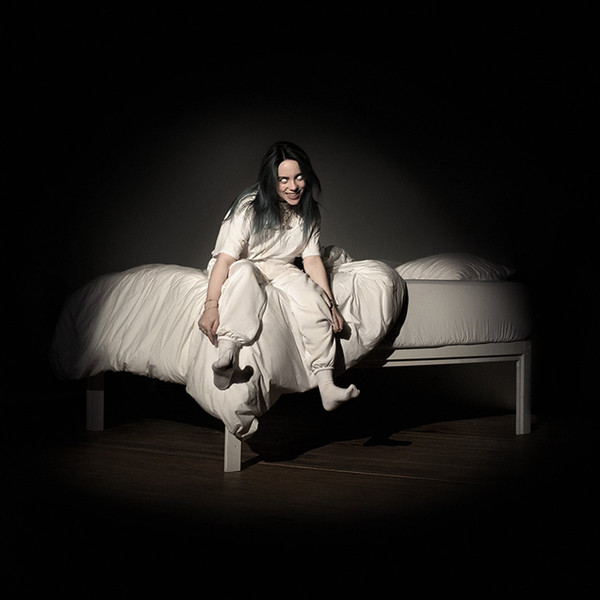"Billie Eilish - ""When We All Fall Asleep, Where Do We Go?"" 2019"